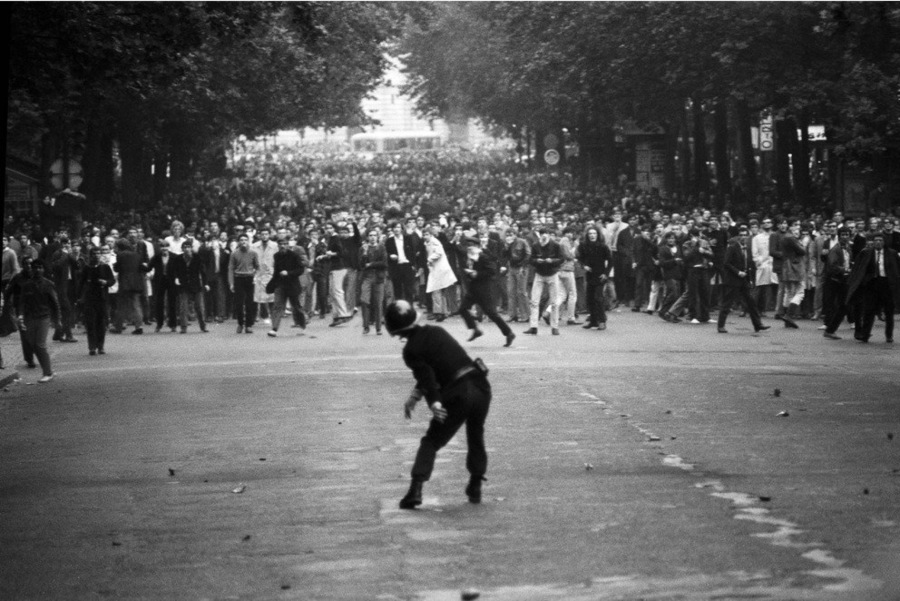 The French Revolution of May 68